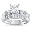 Silver CZ Ring - $10.98