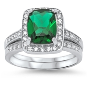 Silver CZ Ring - $14.87