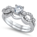 Silver CZ Ring - $12.32