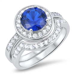 Silver CZ Ring - $11.68