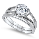 Silver CZ Ring - $15.65