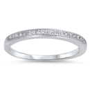 Silver CZ Ring - $5.27