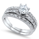 Silver CZ Ring - $12.74