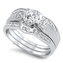 Silver CZ Ring - $14.15