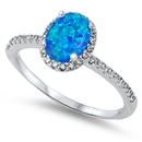 Silver CZ Ring - $7.71