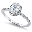 Silver CZ Ring - $6.52