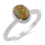 Silver CZ Ring - $7.99