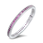 Silver CZ Ring - $5.34