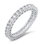 Silver CZ Ring - $6.66