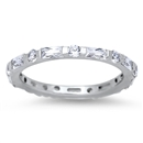 Silver CZ Ring - $6.59