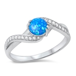 Silver CZ Ring - $6.21