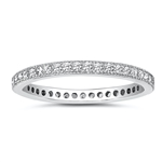 Silver CZ Ring - $5.18