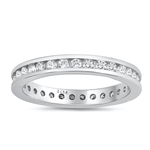 Silver CZ Ring - $5.89