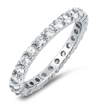 Silver CZ Ring - $5.76
