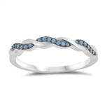 Silver CZ Ring - $5.16