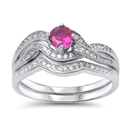 Silver CZ Ring - $15.35
