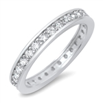 Silver CZ Ring - $8.07