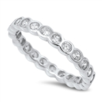 Silver CZ Ring - $6.89