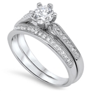 Silver CZ Ring - $9.67