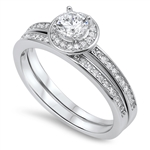 Silver CZ Ring - $8.99