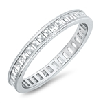 Silver CZ Ring - $7.69