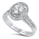 Silver CZ Ring - $14.84