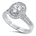 Silver CZ Ring - $13.11