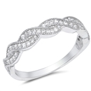 Silver CZ Ring - $6.14
