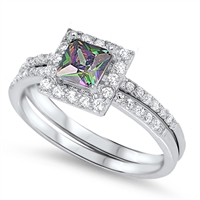 Silver CZ Ring - $12.43