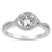 Silver CZ Ring - $7.22