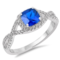 Silver CZ Ring - $7.28