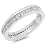 Silver CZ Ring - $7.15