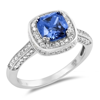 Silver CZ Ring - $9.83