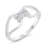 Silver CZ Ring - $4.39