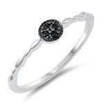 Silver CZ Ring - $3.99