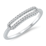 Silver CZ Ring - $5.48
