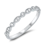 Silver CZ Ring - $3.47
