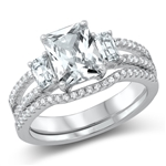 Silver CZ Ring - $16.22