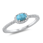 Silver CZ Ring - $7.10
