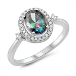 Silver CZ Ring - $7.05