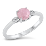 Silver CZ Ring - $5.23