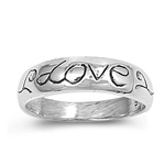 Silver Baby Ring - $3.43
