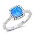 Silver CZ Ring - $5.65