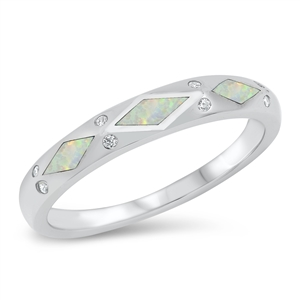 Silver CZ Ring - $6.03