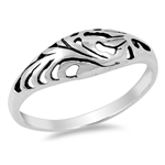 Silver Ring -  $3.05