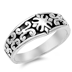 Silver Ring  -  $6.67