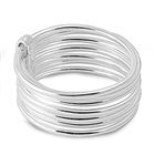 Silver Ring - 7-Band - $10.59