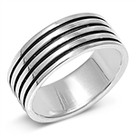 Silver Ring  -  $7.88