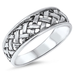 Silver Ring - $4.64