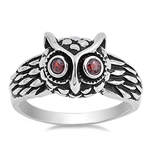 Silver Ring - Owl - $7.99